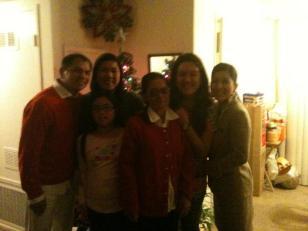 Spent my 2nd Christmas night in SanFo