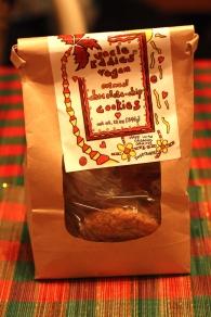 Current addiction #2: Vegan choc chip cookies
