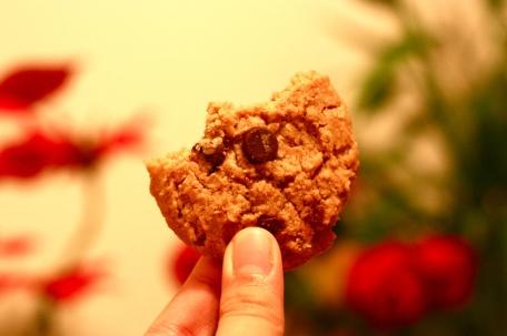 Uncle Eddie's Vegan Choc Chip Cookies