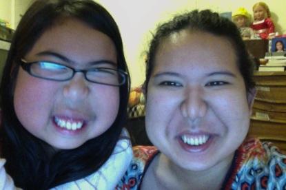 Chipmunk-ing with Romina