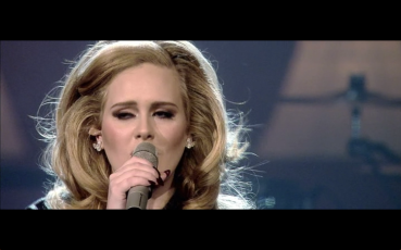 Watched Adele's concert at the Royal Abbey Hall